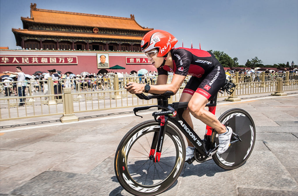 Chunxu Hu: Challenge Myself and Never Give Up